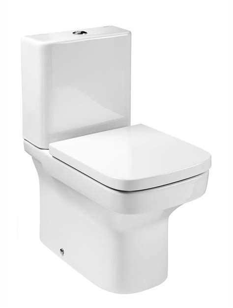 Compact Bathroom roca dama n compact close coupled wc pan with fixing 600mm