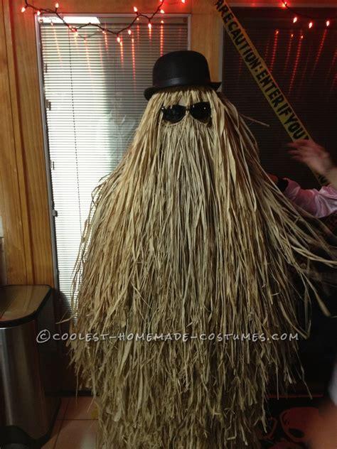 super easy diy cousin itt costume   addams family