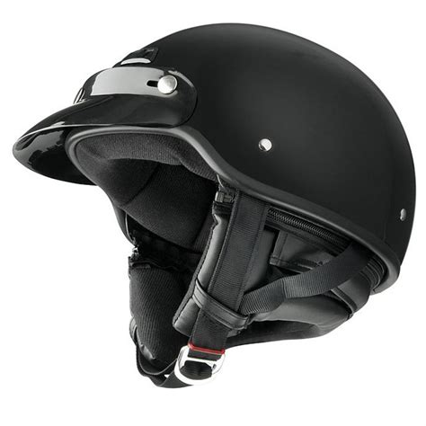 motorcycle helmets and raider deluxe half motorcycle helmet 216793 helmets
