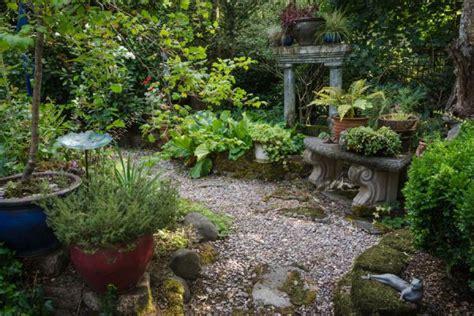 jardines con poco mantenimiento plantas para jardines con poco sol o secos