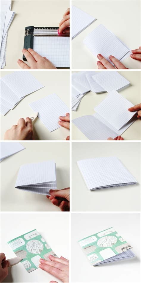 How To Make Notebook Paper Look - and easy diy notebooks gathering