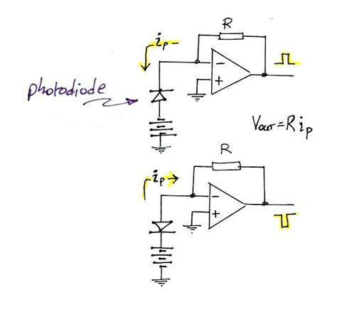 photodiode output signal tue apr 26 notes