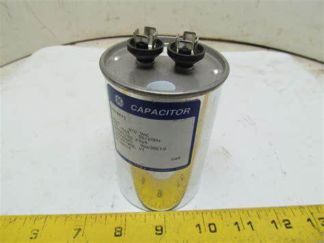 ge 97f8071 t10000afc 9263ge12 capacitor 60uf 370vac 2 1 2 quot dia ebay