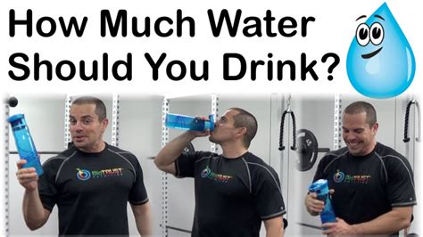 Pers Day how much water should you drink per day