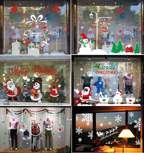 new year decorations reject shop window stickers picture more detailed picture