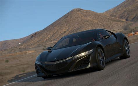 acura nsx supercar concept 2013 widescreen car