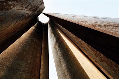 The Reinvented Visions of Richard Serra   WSJ