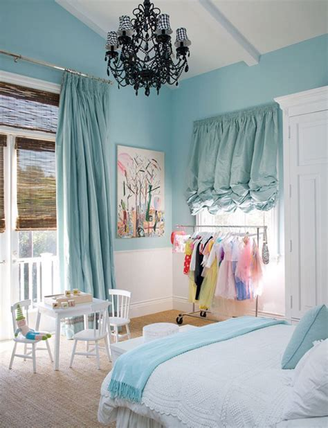 blue bedrooms for girls blue girl bedrooms