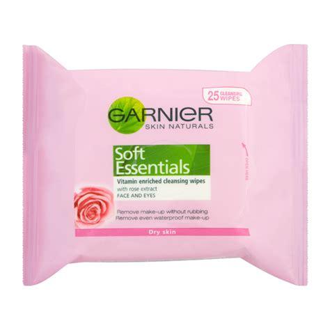 Garnier Clean Detox Wipes by Garnier Skin Naturals Soft Essentials Wipes Cleansing