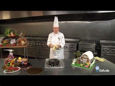 How To Professionally Decorate A Cake by Learn How To Make And Professionally Decorate Chocolate