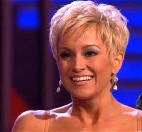 Kellie Pickler Short Haircut On Dancing With The Stars   kellie pickler dancing with the stars love her hair i