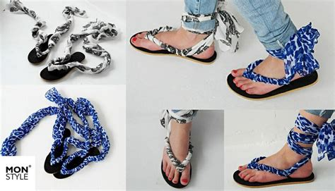 make your own sandals design your own sandals diy fashion