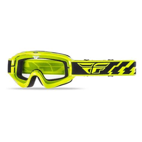 fly motocross goggles fly racing youth focus goggles revzilla