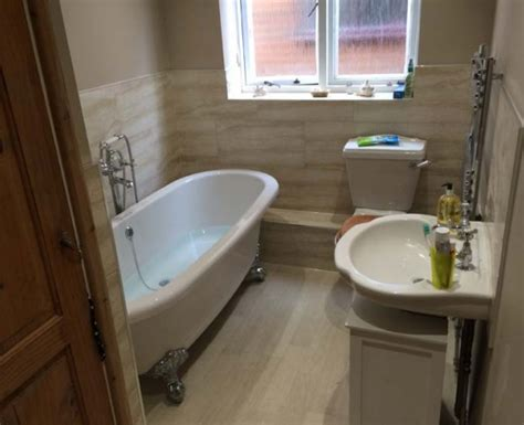 bathrooms oxfordshire bathroom replacement in thame oxfordshire evolution design and build