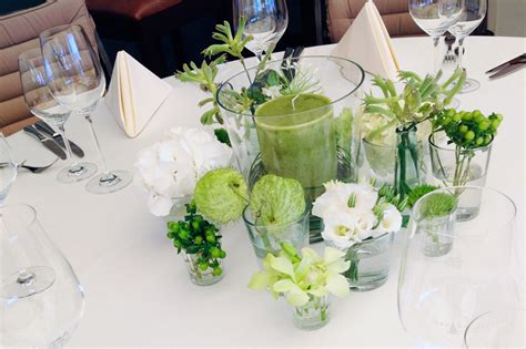 Tischgestaltung Hochzeit by Hochzeitsdeko Creme Grun Alle Guten Ideen 252 Ber Die Ehe