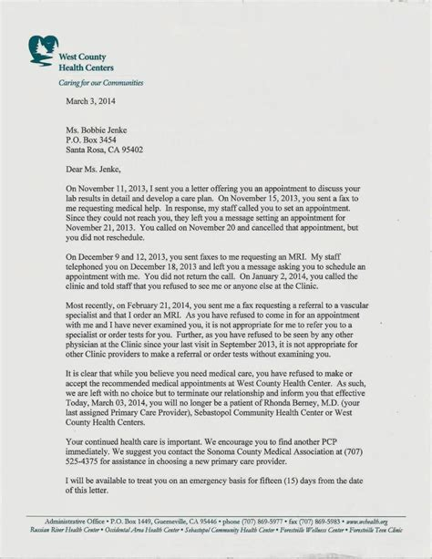 Patient Discharge Letter by Northbay Mds Retaliatory Practices By Hospitals Against Patient S Rights Advocates Documented