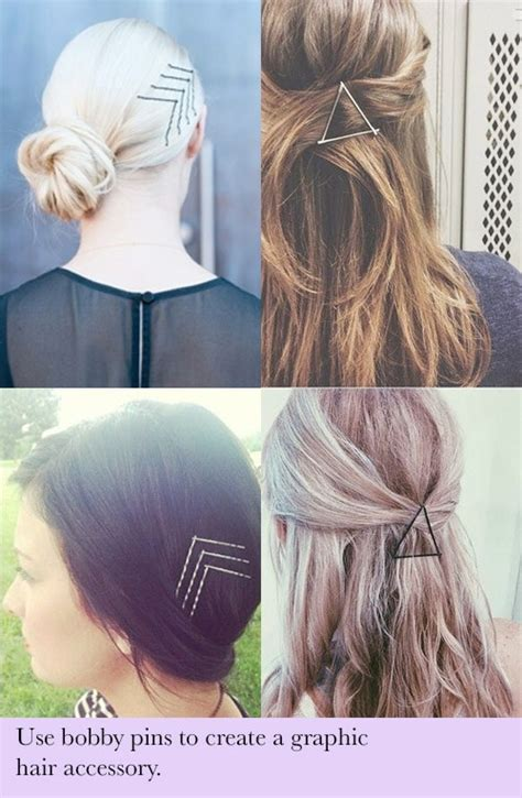 4 styling hacks for girls with thick hair excuse me your bobby pins are showing bath and body