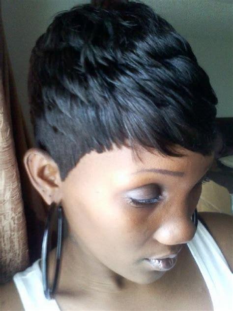 cute short haircuts black hair cute hairstyles for black girls with short hair