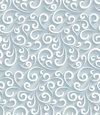 vector pattern free commercial use floral seamless pattern vector free vector download