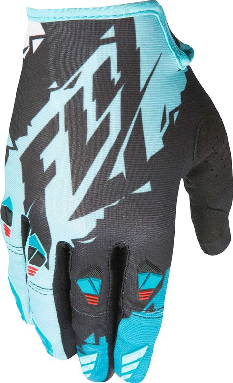 youth motocross gloves 2017 fly racing youth kinetic gloves mx atv bmx