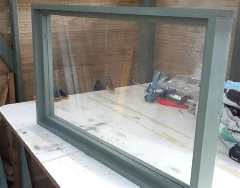 Shed Replacement Windows by Shed Window Installation
