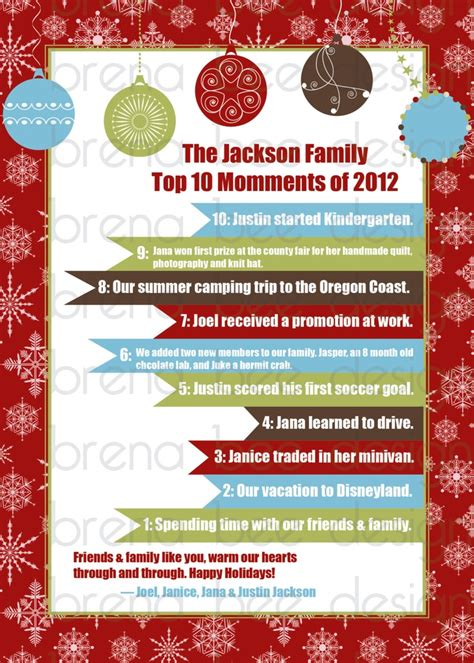 card newsletter template 39 best images about memory family newsletter on