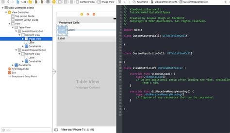 expandable tableview ios tableview ios ios uitableview with multiple cell types