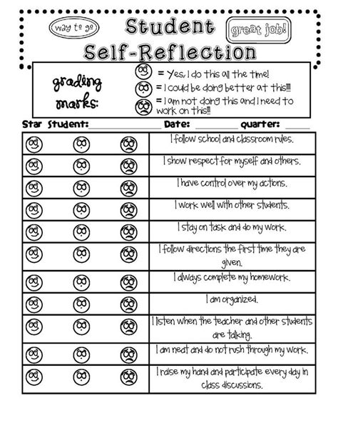 self evaluation report sle 25 best ideas about report cards on report
