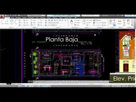 curso de autocad gratis parte 01 hacer plano de una casa descarga planos en formato dwg autocad ya hechos para