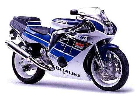 Suzuki Motorcycles 400cc Top 10 Used 400cc Sports Bikes 3 Visordown