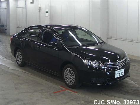Toyota Allion Black 2013 Toyota Allion Black For Sale Stock No 33973