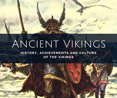 ancient vikings civilization history achievements