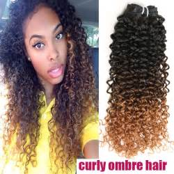 ombre human braiding hair ombre human hair weave 3pcs lot ombre brazilian hair free