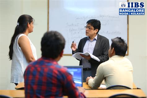 Mba Marketing In Bangalore For Experienced by Iibs Unique Eco System For Inclusive Excellence