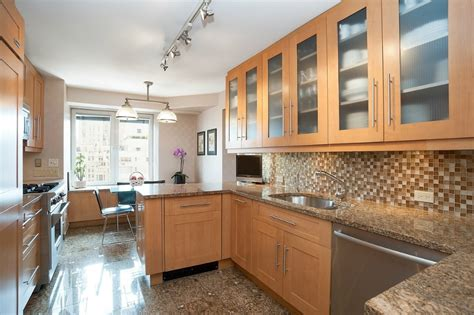 Sidestreet Kitchen by Classic 6 5m 79th Condo Is The Epitome Of
