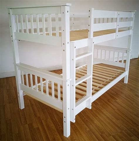 Bunk Beds Dublin Dublin White Bunks Bf Beds Cheap Beds Leeds