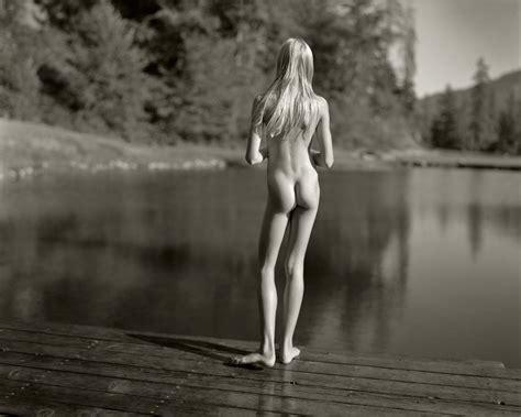 Misty Dawn nude By jock sturges