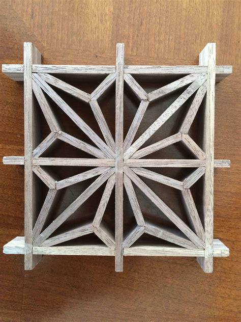 asanoha kumiko pattern patterns woodworking  woodwork