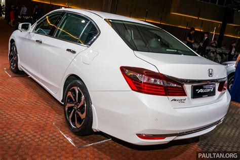 honda accord 2 0 price malaysia 2016 honda accord facelift now in m sia from rm145k 2 4