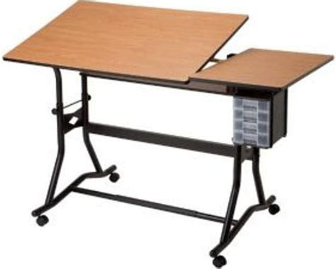Artists Table by Alvin Cm60 3 Wbr Craftmaster Iii Split Top Drafting