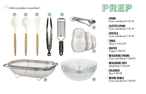 essential kitchen tools a roundup of basics kitchn basic kitchen essentials basic kitchen essentials 28