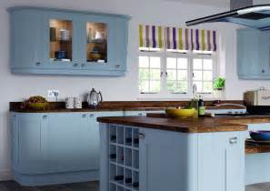 Blue Kitchen Cabinets Ideas by Blue Kitchen Ideas Terrys Fabrics S Blog