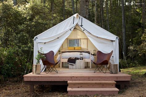 Safari Cottage Grove by Safari Tent Cing Near San Francisco