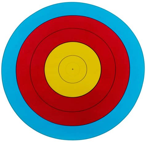 printable vegas targets target archery reference calcresult online resources