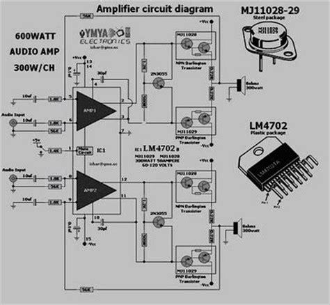 Pcb Power 400 Watt Pa 018b 600 watt darlington power lifier circuit jpg 400 215 370 electronics