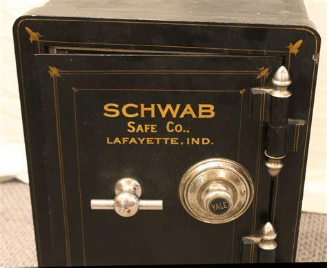 Bargain John's Antiques   Antique Iron Safe   Schwab Safe