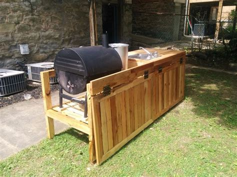 build a unit in backyard upcycled backyard kitchen your projects obn