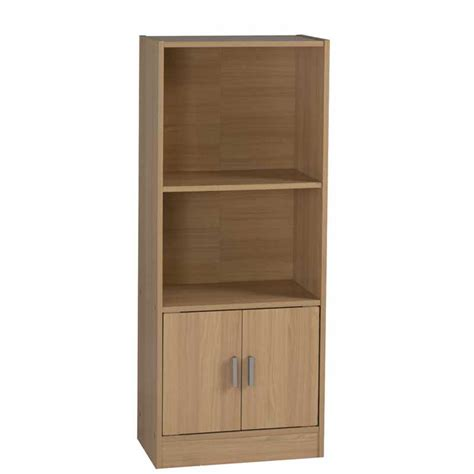 cyrus 2 door 2 shelf bookcase decofurn factory shop
