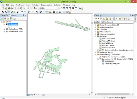 arcgis interface tutorial arcgis geonode 2 0 documentation