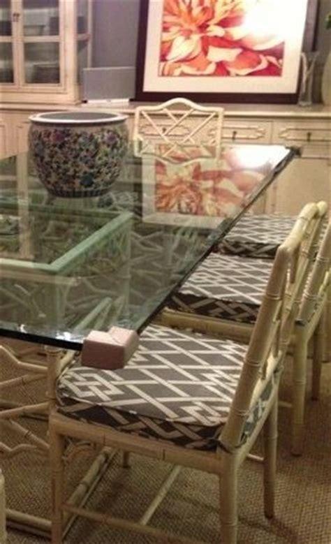 Custom Dining Room Chair Cushions By Vasiliki Interiors Custom Dining Room Chair Cushions
